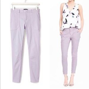 BR Sloan Fit Garment Dye Utility Ankle Pants